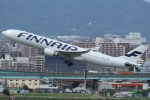 Wings Flapさんが、福岡空港で撮影したフィンエアー A330-302Xの航空フォト(写真)