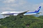 Wings Flapさんが、福岡空港で撮影した全日空 777-281/ERの航空フォト(写真)