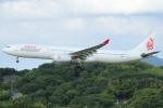 Wings Flapさんが、福岡空港で撮影したキャセイドラゴン A330-342の航空フォト(写真)