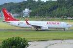 Wings Flapさんが、福岡空港で撮影したイースター航空 737-86Jの航空フォト(写真)