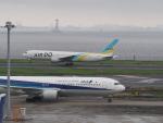 名無しの権兵衛さんが、羽田空港で撮影したAIR DO 767-33A/ERの航空フォト(写真)