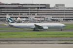 pringlesさんが、羽田空港で撮影したキャセイパシフィック航空 777-367の航空フォト(写真)