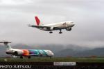 JL6DXRさんが、長崎空港で撮影した日本航空 A300B4-622Rの航空フォト(写真)