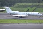 euro_r302さんが、成田国際空港で撮影したYifang Group G-V-SP Gulfstream G550の航空フォト(写真)