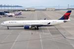 euro_r302さんが、中部国際空港で撮影したデルタ航空 A330-302の航空フォト(写真)
