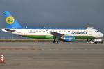 euro_r302さんが、中部国際空港で撮影したウズベキスタン航空 A320-214の航空フォト(写真)