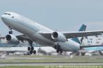 tabi0329さんが、福岡空港で撮影したキャセイパシフィック航空 A330-342の航空フォト(写真)