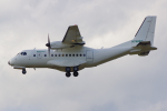 PASSENGERさんが、フランクフルト国際空港で撮影したプレスコット・サポート CN-235-300の航空フォト(写真)