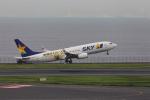 Leporelloさんが、羽田空港で撮影したスカイマーク 737-86Nの航空フォト(写真)