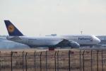 MA~RUさんが、羽田空港で撮影したルフトハンザドイツ航空 747-830の航空フォト(写真)