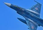 がいなやつさんが、築城基地で撮影した航空自衛隊 F-2Aの航空フォト(写真)