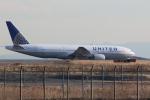 MA~RUさんが、羽田空港で撮影したユナイテッド航空 777-222/ERの航空フォト(写真)