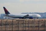 MA~RUさんが、羽田空港で撮影したデルタ航空 777-232/ERの航空フォト(写真)