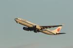 MA~RUさんが、羽田空港で撮影した中国国際航空 A330-343Eの航空フォト(写真)
