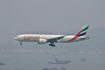 tupolevさんが、香港国際空港で撮影したエミレーツ航空 777-F1Hの航空フォト(写真)