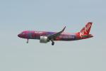 よしぱるさんが、香港国際空港で撮影したエアアジア A320-251Nの航空フォト(写真)