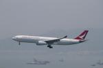 tupolevさんが、香港国際空港で撮影したキャセイドラゴン A330-343Xの航空フォト(写真)