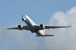 gucciyさんが、成田国際空港で撮影したチャイナエアライン A350-941XWBの航空フォト(写真)