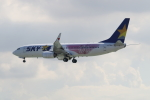 Koenig117さんが、那覇空港で撮影したスカイマーク 737-86Nの航空フォト(写真)