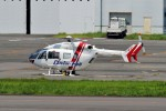 left eyeさんが、高松空港で撮影した川崎重工業 BK117C-2の航空フォト(写真)