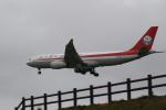 airdrugさんが、成田国際空港で撮影した四川航空 A330-243の航空フォト(写真)