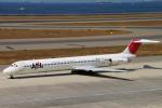 yabyanさんが、中部国際空港で撮影した日本航空 MD-81 (DC-9-81)の航空フォト(写真)