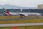 PASSENGERさんが、フランクフルト国際空港で撮影したエミレーツ航空 777-31H/ERの航空フォト(写真)