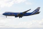 PASSENGERさんが、フランクフルト国際空港で撮影したエアブリッジ・カーゴ・エアラインズ 747-4KZF/SCDの航空フォト(写真)
