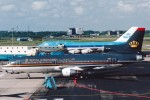 菊池 正人さんが、アムステルダム・スキポール国際空港で撮影したロイヤル・ヨルダン航空 L-1011-385-3 TriStar 500の航空フォト(写真)