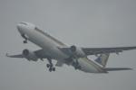 神宮寺ももさんが、関西国際空港で撮影したシンガポール航空 A330-343Xの航空フォト(写真)