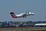 nobu2000さんが、シドニー国際空港で撮影したイースタン・オーストラリア・エアラインズ DHC-8-202 Dash 8の航空フォト(写真)