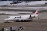 Mizuki24さんが、青森空港で撮影したジェイ・エア CL-600-2B19 Regional Jet CRJ-200ERの航空フォト(写真)