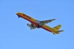 nobu2000さんが、シドニー国際空港で撮影したタスマン・カーゴエアラインズ 757-236(PCF)の航空フォト(写真)