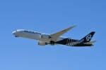 nobu2000さんが、シドニー国際空港で撮影したニュージーランド航空 787-9の航空フォト(写真)