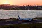 コルフ・イオアニス・カポディストリアス空港 - Corfu International Airport, Ioannis Kapodistrias [CFU/LGKR]で撮影されたエーゲ航空 - Aegean Airlines [A3/AEE]の航空機写真
