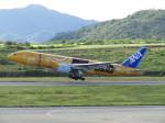 MARK0125さんが、新石垣空港で撮影した全日空 777-281/ERの航空フォト(写真)