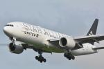 sukiさんが、成田国際空港で撮影したユナイテッド航空 777-222/ERの航空フォト(写真)