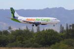 かみじょー。さんが、ダニエル・K・イノウエ国際空港で撮影したアロハ・エア・カーゴ 737-319(SF)の航空フォト(写真)