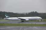 prado120さんが、成田国際空港で撮影したキャセイパシフィック航空 777-367の航空フォト(写真)