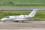 tabi0329さんが、長崎空港で撮影した国土交通省 航空局 525C Citation CJ4の航空フォト(写真)