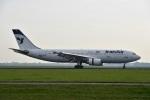 nobu2000さんが、アムステルダム・スキポール国際空港で撮影したイラン航空 A300B4-605Rの航空フォト(写真)