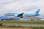 hidetsuguさんが、新千歳空港で撮影した大韓航空 777-3B5/ERの航空フォト(写真)