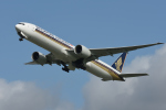 gucciyさんが、成田国際空港で撮影したシンガポール航空 777-312/ERの航空フォト(写真)