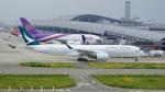てつさんが、関西国際空港で撮影したキャセイパシフィック航空 A350-941XWBの航空フォト(写真)