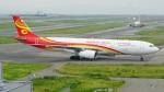 てつさんが、関西国際空港で撮影した香港航空 A330-343Xの航空フォト(写真)