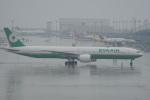 神宮寺ももさんが、関西国際空港で撮影したエバー航空 777-36N/ERの航空フォト(写真)