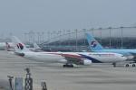 よしポンさんが、関西国際空港で撮影したマレーシア航空 A330-323Xの航空フォト(写真)