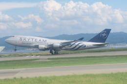 職業旅人さんが、関西国際空港で撮影したチャイナエアライン 747-409の航空フォト(写真)