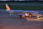 KOHYAさんが、新潟空港で撮影したジェイ・エア ERJ-190-100(ERJ-190STD)の航空フォト(写真)