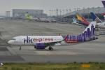 よしポンさんが、関西国際空港で撮影した香港エクスプレス A320-271Nの航空フォト(写真)